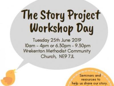 StoryProjectWorkshopDay